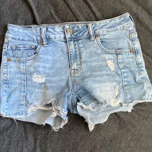 American eagle outfitter shorts size 10